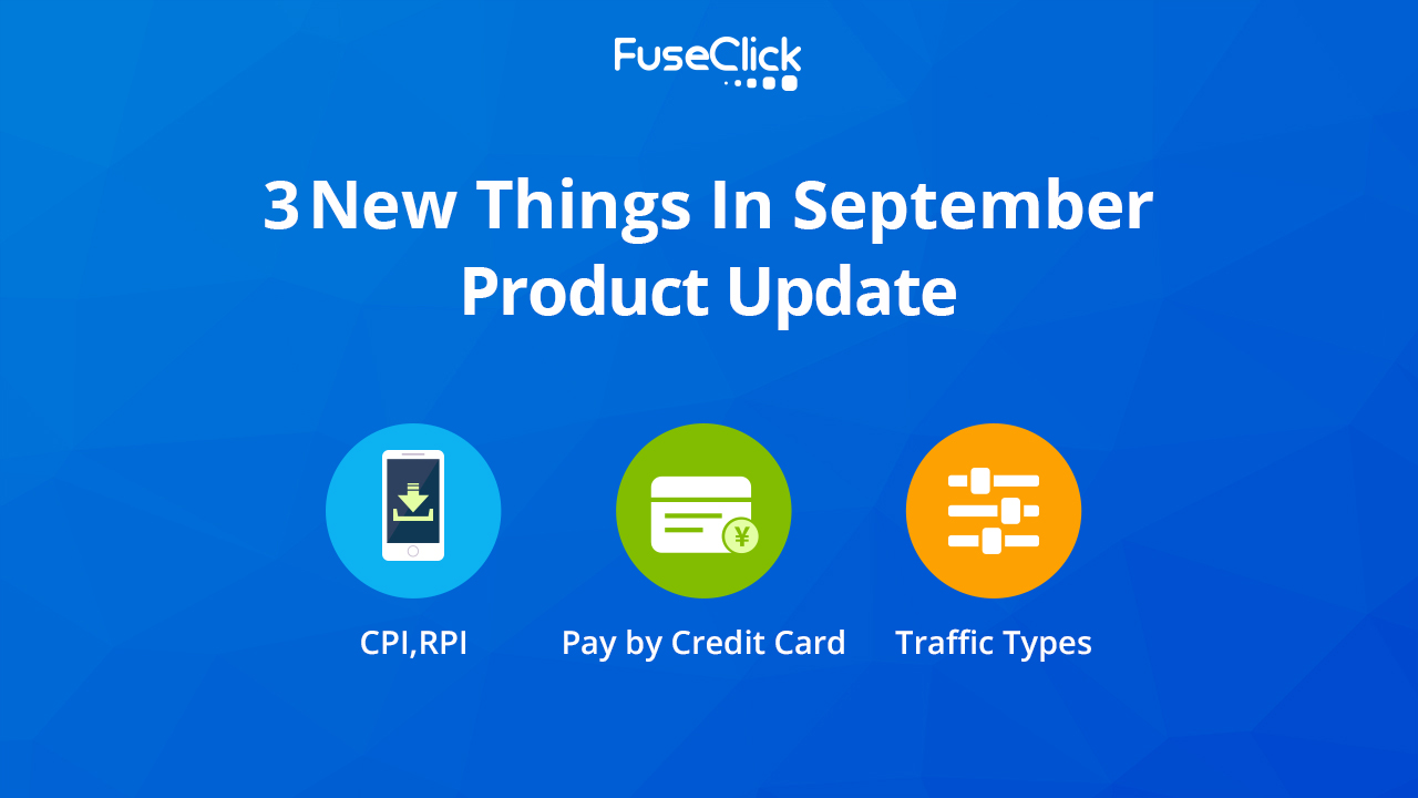 3 new things in September Product Update
