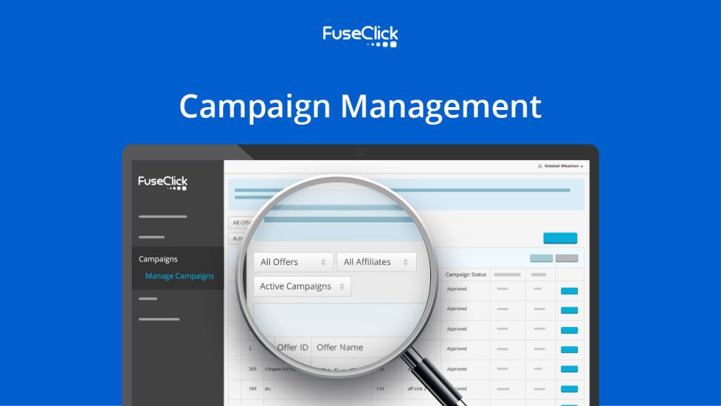 Campaign Management Feature