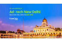 Meet Us at Ad:tech 2018 –  India!